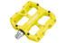Reverse Escape pedalen bmx geel